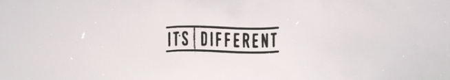 its-different